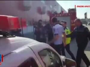 Cine sunt victimele soferului care a intrat cu BMW-ul intr-un grup de oameni, in Bascov