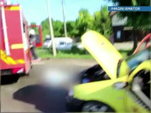 Accident mortal Iasi