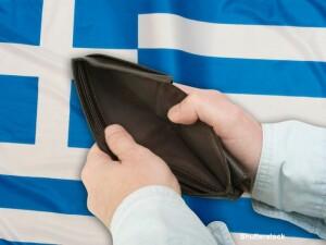 Grecia, faliment