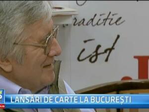 Klaus Iohannis isi lanseaza sambata, la Bookfest, cea de-a doua carte
