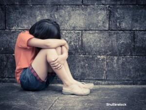 copil deprimat shutterstock
