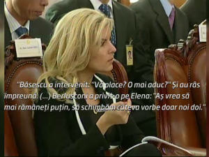 Elena Udrea - stiri