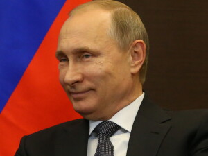 Vladimir Putin, cover - AGERPRES