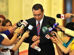 Victor Ponta - AGERPRES