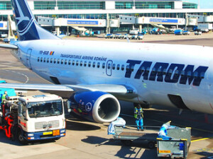 cover prima avion TAROM