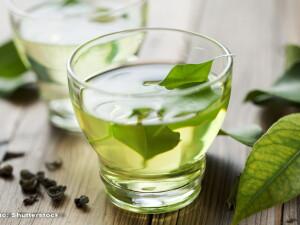 ceai verde - Shutterstock