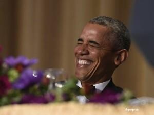Barack Obama - dineul corespondentilor