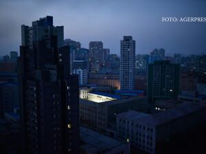 imagine de noapte din Phenian