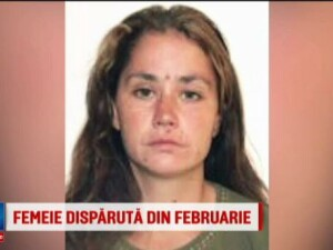 Femeie de 34 de ani, din Cluj, disparuta fara urma de doua luni. Ultima data au vazut-o intr-o duba rosie