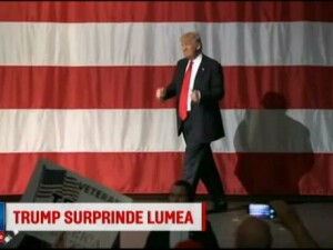Trump, singur in cursa pentru Casa Alba, dupa ce Ted Cruz s-a retras. Vom castiga grandios in noiembrie