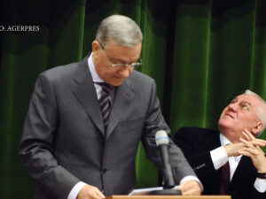 Mircea Sandu si Mitica Dragomir