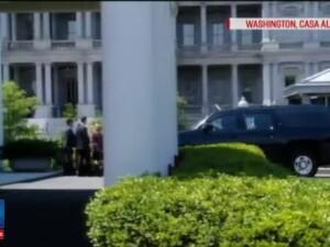 SUA se asteapta sa continuam lupta impotriva coruptiei. Ce a discutat Dacian Ciolos cu vicepresedintele SUA, la Washington