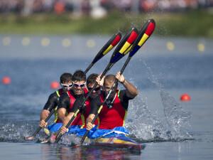 kaiac-canoe - Agerpres