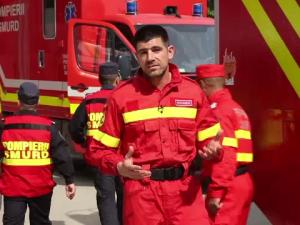 Dragos Bucurenci - pompier