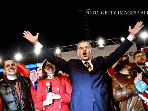 Mircea Geoana celebreaza victoria in alegeri in 2009