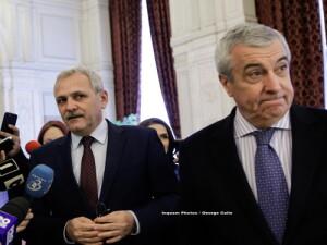 Calin Popescu Tariceanu, Liviu Dragnea
