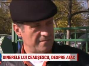 Ginerele lui Nicolae Ceausescu crede ca atacul asupra lui a fost unul la comanda: A fost intimidare, poate chiar eliminare