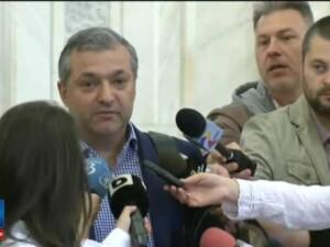 Dan Andronic, la comisia de ancheta a alegerilor prezidentiale din 2009: Sa incercam, daca vreti, un efort de vidanjare