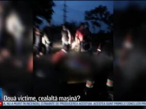 Trei persoane ranite, dupa ce un sofer care circula cu viteza a ajuns in sant