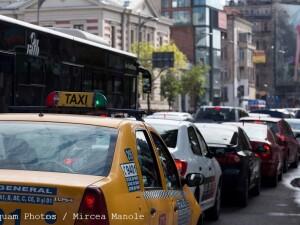 trafic Bucuresti