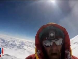 Horia Colibasanu, marturisiri dupa reusita de pe Everest. Momentele in care s-a gandit sa renunte