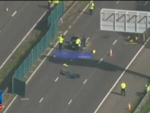Toate victimele accidentului din Anglia, de pe M6, erau din tara noastra. Cine este soferul care a ucis 5 romani intr-o clipa