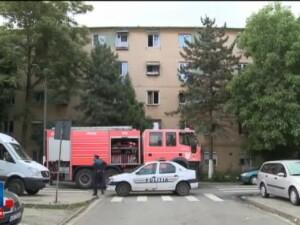 Un bloc de garsoniere din Arad, zguduit de o explozie puternica. Ce s-a intamplat cu locatarii