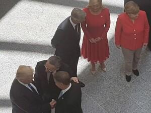 Klaus Iohannis, Emmanuel Macron, Donald Trump - stiri