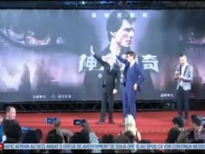 Tom Cruise si-a lansat noul film din seria Mumia la Taipei. Cand va rula in cinematografele din Romania