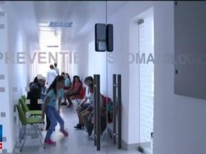 Gratie unei fundatii, zeci de copii sarmani din Cluj au ajuns, pentru prima data, pe scaunul medicului stomatolog