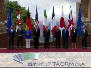 summit G7, Taormina
