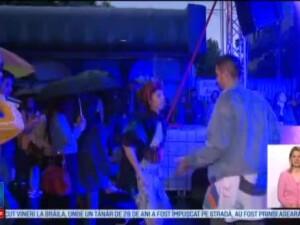 Festivalul Femei pe Matasari a avut succes chiar daca in Bucuresti a plouat puternic: Ploaia este binecuvantare!