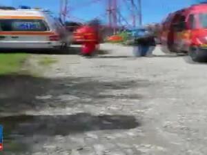 Sapte persoane au fost ranite dupa ce doua telecabine nu s-au oprit la timp, pe traseul Balea Cascada-Balea Lac