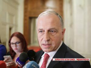 Mircea Geoana la comisia de ancheta privind alegerile din 2009
