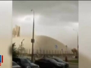 13 morti si 70 de raniti dupa furtuna violenta din Moscova: Am fost loviti de un adevarat uragan. FOTO si VIDEO