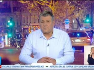 Dan Dungaciu, specialist in relatii internationale: Atentatul nu este surprinzator, Franta a fost o tinta predilecta