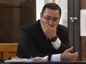 Victor Ponta la ICCJ