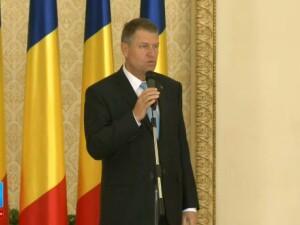 Declaratia presedintelui Klaus Iohannis dupa votul de investitura primit de Guvernul Ciolos