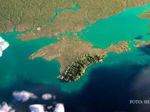 harta Crimeea, vedere aeriana