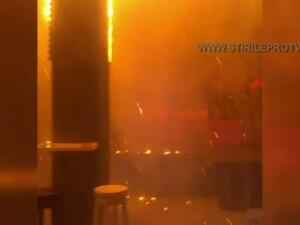 Incendiu in Colectiv - imagini noi