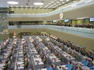 camera de razboi Rusia - Agerpres