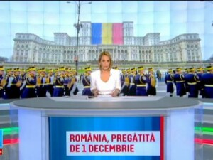 ZIUA NATIONALA A ROMANIEI. STIRILEPROTV.RO transmite LIVE de la 11:00 parada de 1 decembrie: 2.600 de militari vor defila