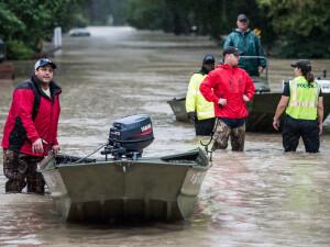inundatii Carolina - Getty
