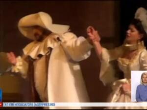 Premiera mondiala la Opera din Galati. Un regizor italian a obtinut bani europeni pentru a pune in scena piesa Regele Cerb