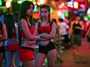 prostituate in Bangkok