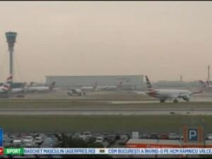Londra poate deveni orasul avioanelor. Ce se va intampla cu aeroportul Heathrow peste 9 ani