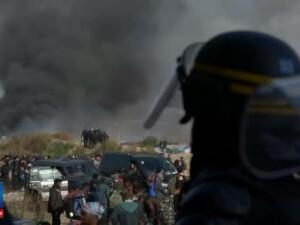 Franta: Este sfarsitul Junglei din Calais, misiunea noastra s-a incheiat. Reportajul BBC contrazice declaratia francezilor