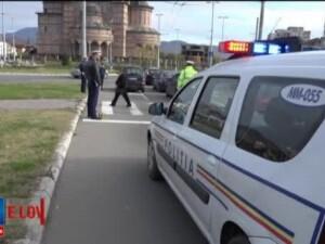 Accidente trase la indigo, in Baia Mare. Doua adolescente lovite pe zebra de soferi grabiti, la distanta de doua ore