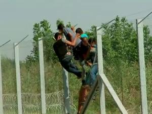 imigranti gard Ungaria - stiri
