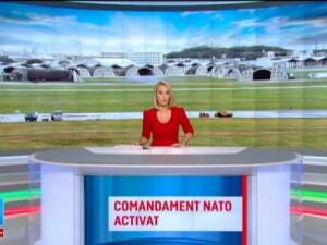 Unitatea de integrare a fortelor NATO din Bucuresti a fost activata, simultan cu alte unitati din 5 state